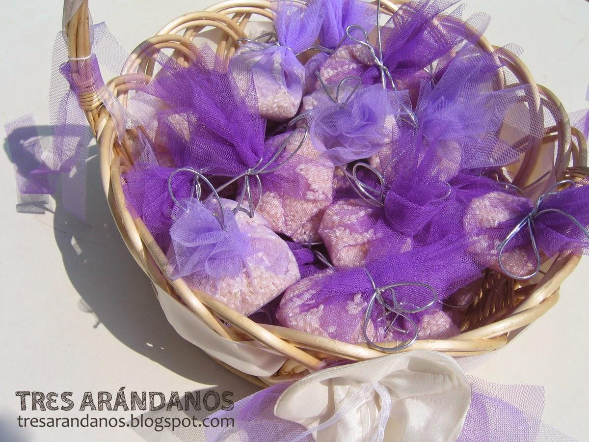 decorar cestas para bodas diy