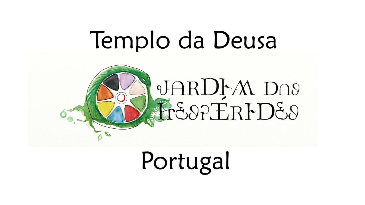 TEMPLO DA DEUSA CALE DO JARDIM DAS HESPÉRIDES