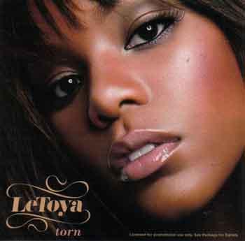 Letoya Luckett - Torn (Instrumental)
