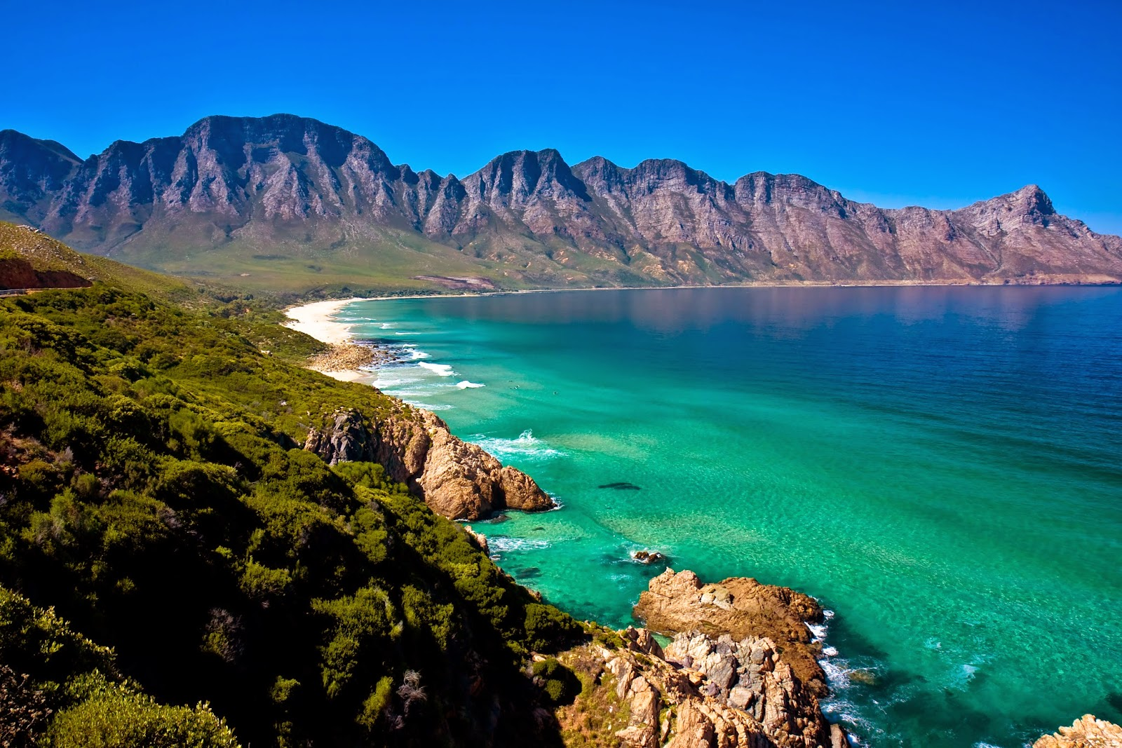 Paisajes naturales del mundo paisajes de africa for Sud africa immagini