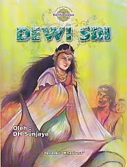 toko buku rahma: buku DEWI SRI, pengarag sunjaya, penerbit kharisma