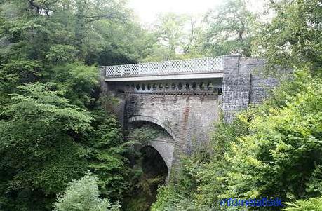 Misteri Devil's Bridge, Jembatan yang Dibangun Oleh Iblis