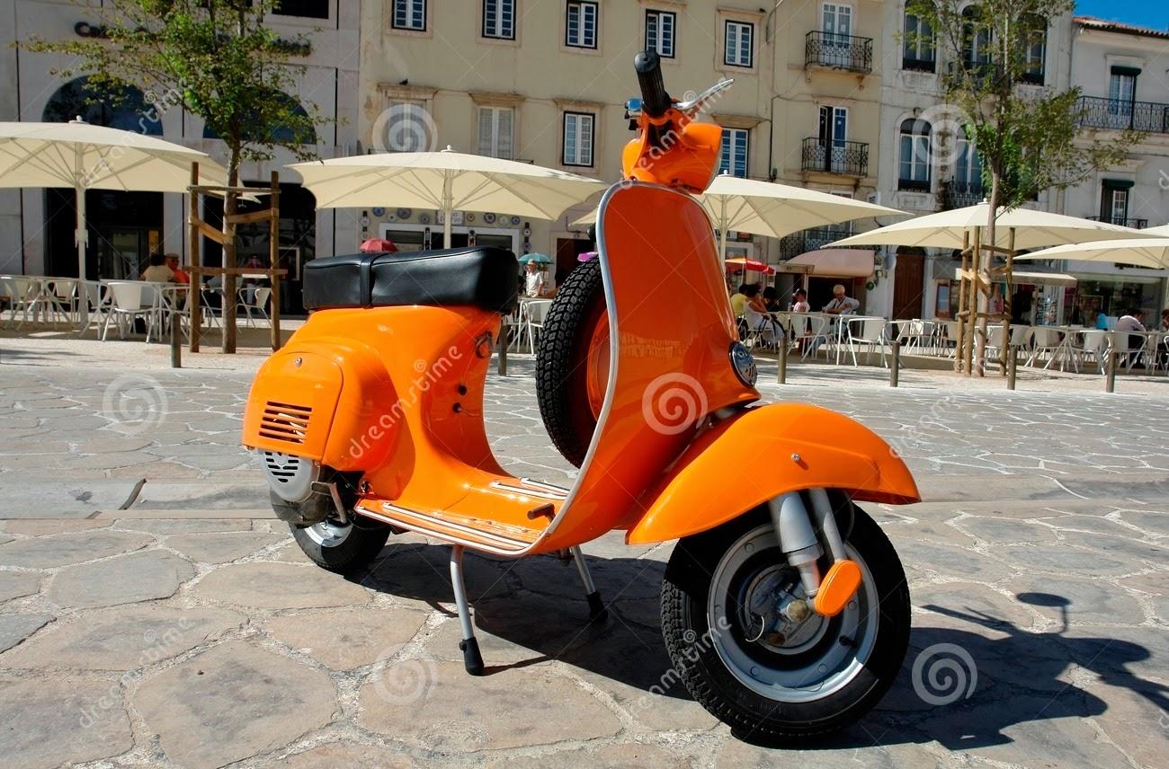 Foto Motor Klasik Otomotif Sepeda Motor Indonesia