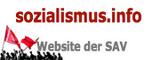 Homepage der SAV