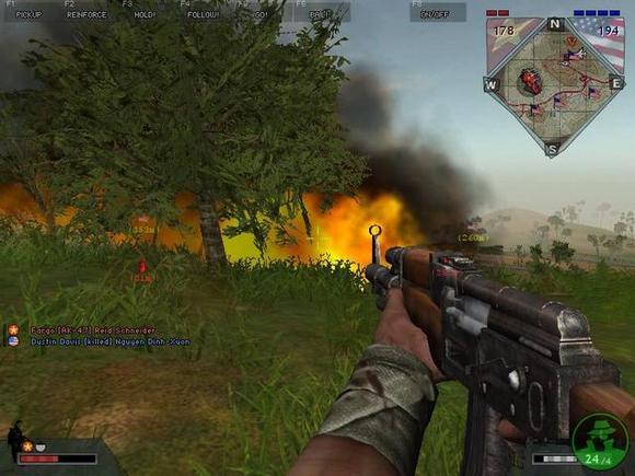 battlefield vietnam game