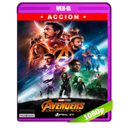 Avengers: Infinity War (2018) V. Open Matte WEB-DL 1080p Dual Latino-Ingles