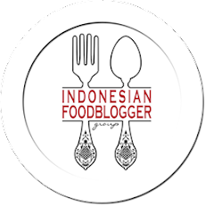 A Proud Member Indonesian Food Blogger