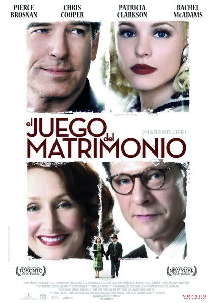 El Juego del Matrimonio DVDR Español Latino ISO NTSC Descargar