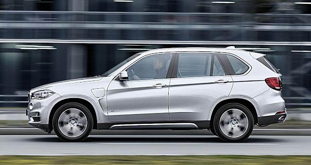 2016 BMW X5 XDrive40e Release Date