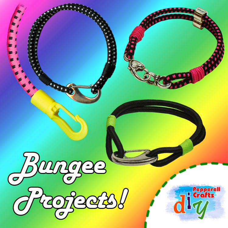 DIY Bungee Projects from Pepperell Braiding Company