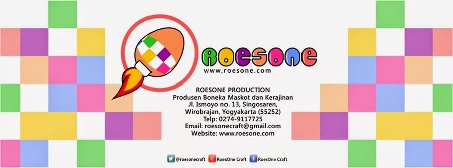 Lowongan Penjahit Boneka yang Bisa Design di RoesOne Craft – Yogyakarta
