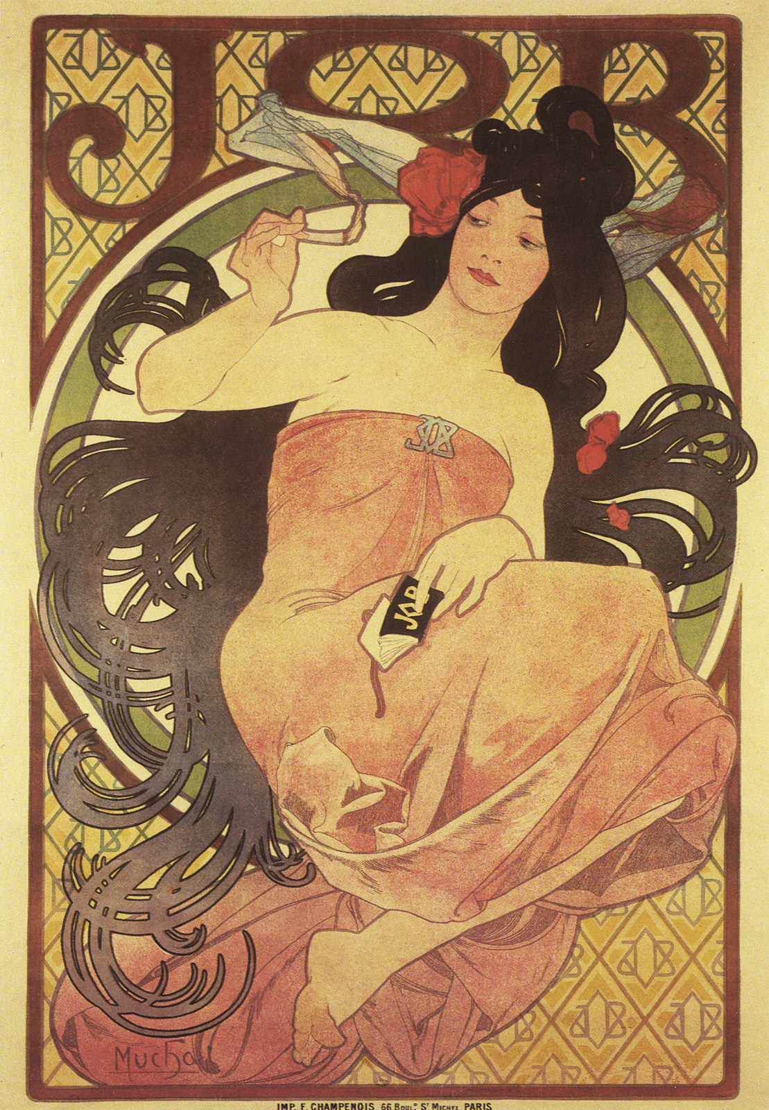 alphonse mucha art nouveau essay Shop for art nouveau alphonse mucha on etsy, the place to express your creativity through the buying and selling of handmade and vintage goods.