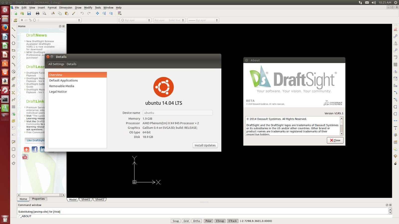 draftsight free download for windows 10 64 bit