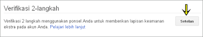 step 2 protect google account