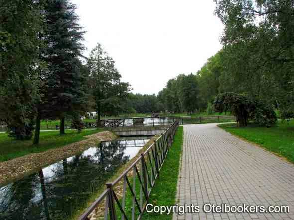 Botanical Garden in Minsk