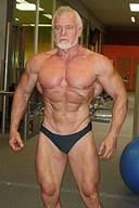 Gray Haired Man - Hot Daddies