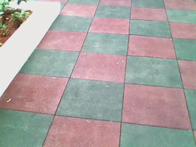 Where to buy rubber floor tiles