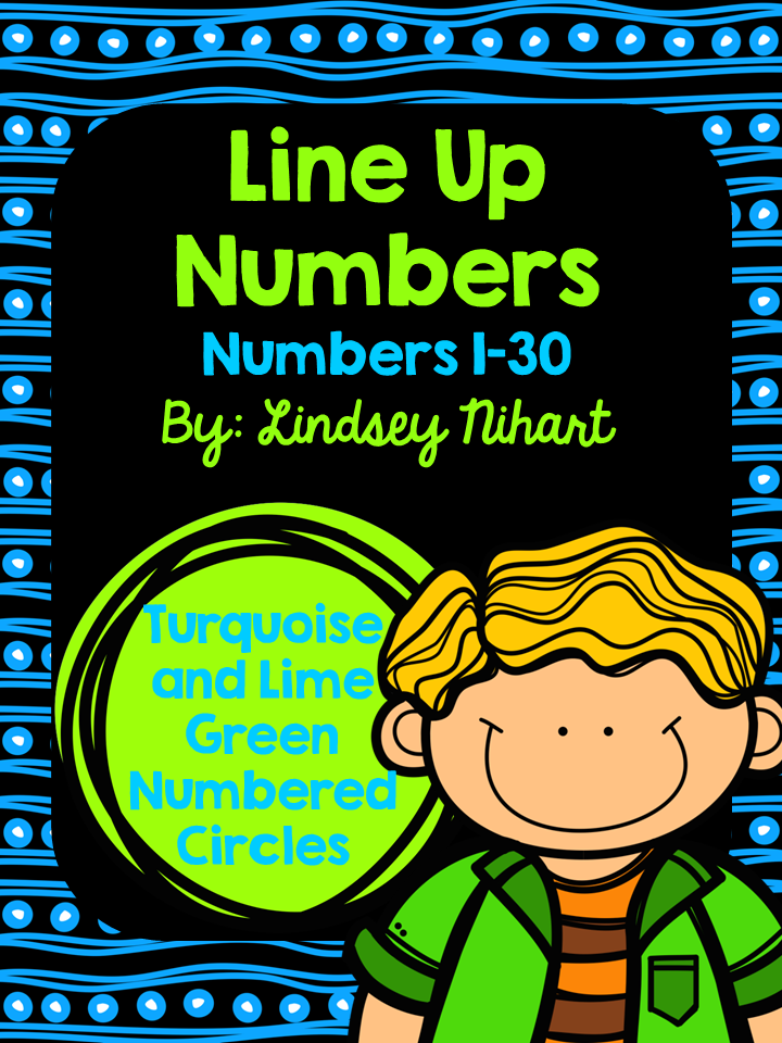 http://www.teacherspayteachers.com/Product/Line-Up-Numbers-1-30-1438209
