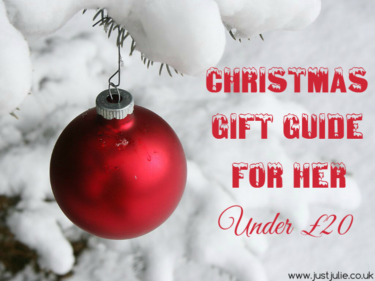 Christmas Gifts For Her | Under £20