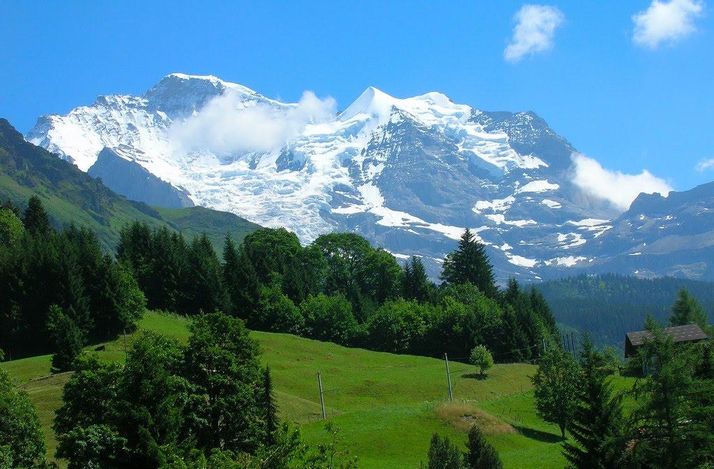 jungfrau the of swiss alps wonderful tourism