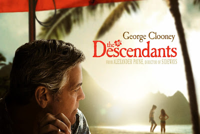 Film The Descendants - George Clooney
