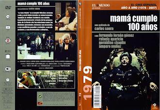 Carátula dvd: Mamá cumple 100 años (1979)