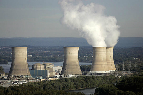 Super hurricane Sandy threats 9 nuclear power plants in U.S