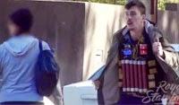 Funny Video: Bomb Prank 13-12-2014
