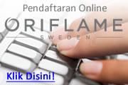Pendaftaran Oriflame Online