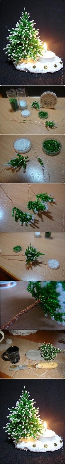 chineczka z koralikow tutorial