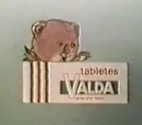Famoso jingle dos tabletes Valda apresentado no final dos anos 70.