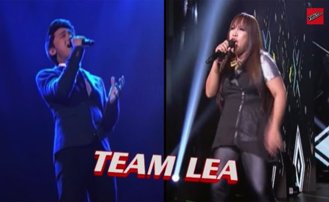 Watch Team Lea: Timmy Pavino Vs Leah Patricio of The Voice Of the Philippines Season 2 Semi Finals February 21, 2015