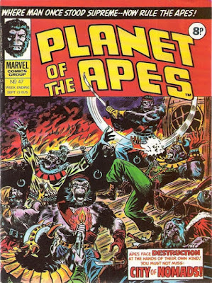 Marvel UK, Planet of the Apes #47