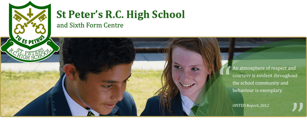 St Peter's R.C. High School & Sixth Form Centre