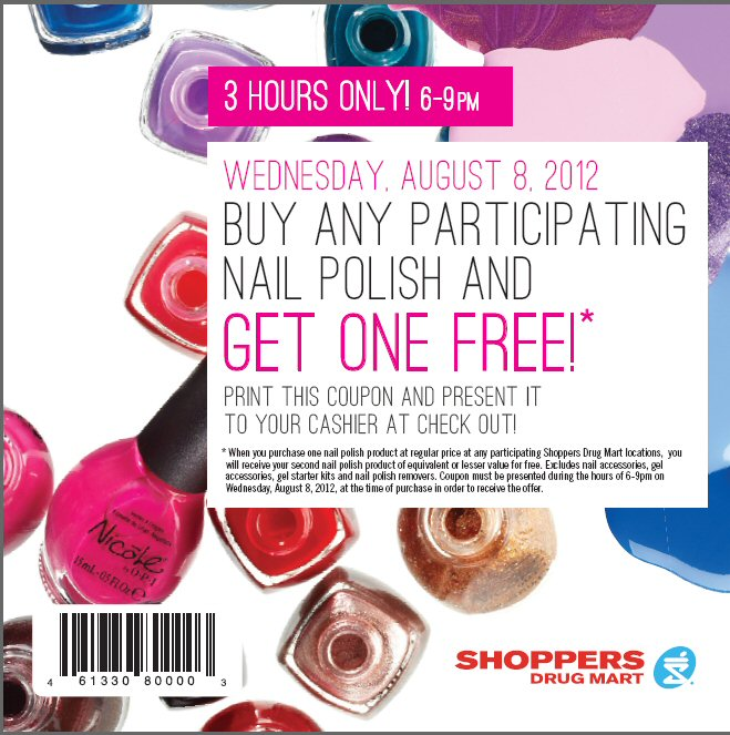 Get 12 Nail Polish Canada coupon codes and promo codes at CouponBirds. Click to enjoy the latest deals and coupons of Nail Polish Canada and save up to $10 when making purchase at checkout. Shop staffray.ml and enjoy your savings of December, now!