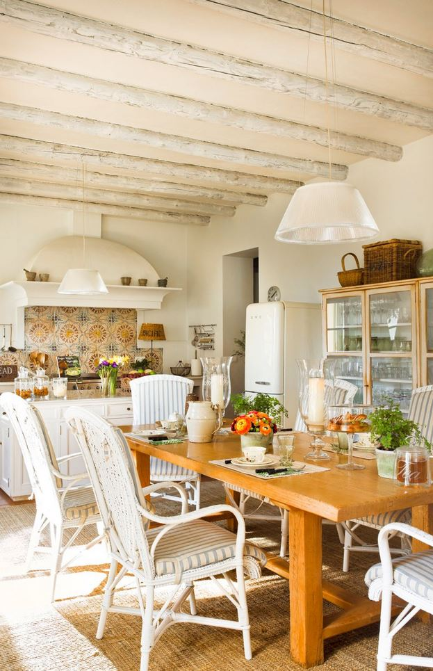 Dep sito santa mariah cozinha campestre - El mueble casas de campo ...