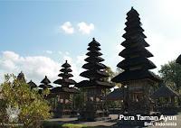 Paket Tour 3H2M Bali - Pura Luhur Taman Ayun
