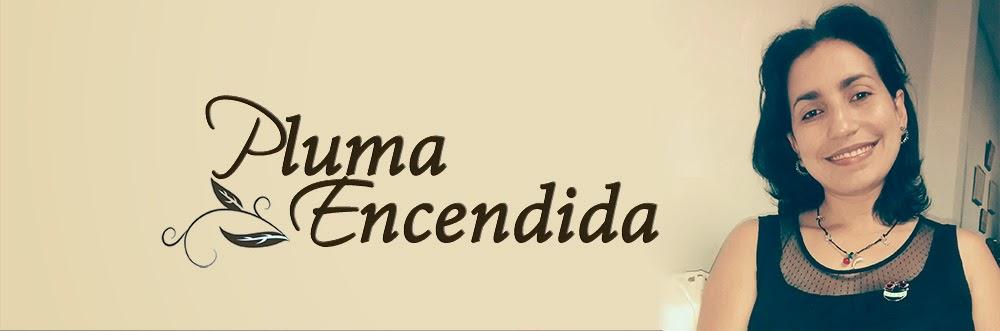 Pluma Encendida, por Angélica Díaz de Vera