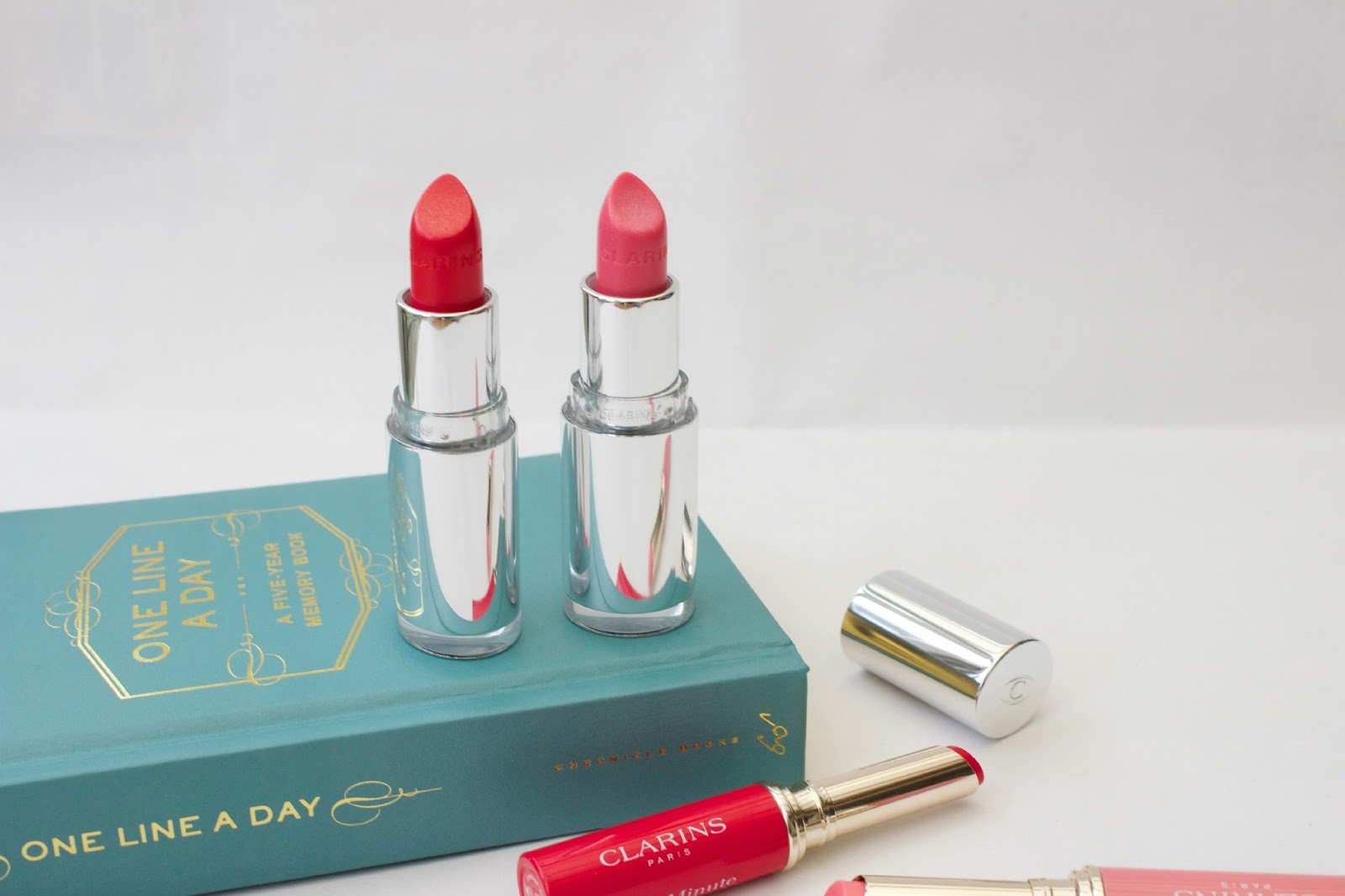 Clarins Garden Escape Spring Collection Joli Rouge Brilliant Sheer Shine Lipsticks