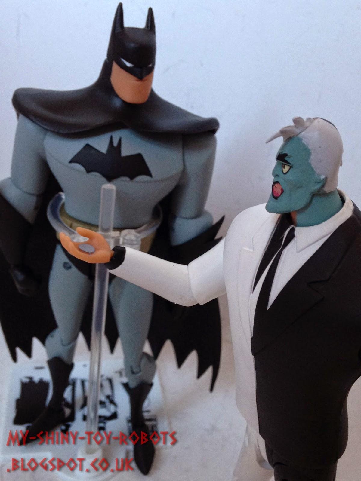 Capturing the Batman