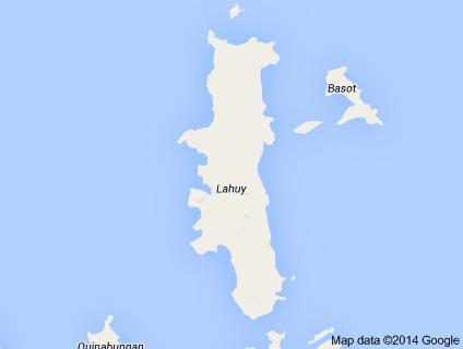 Lahuy Island, Caramoan