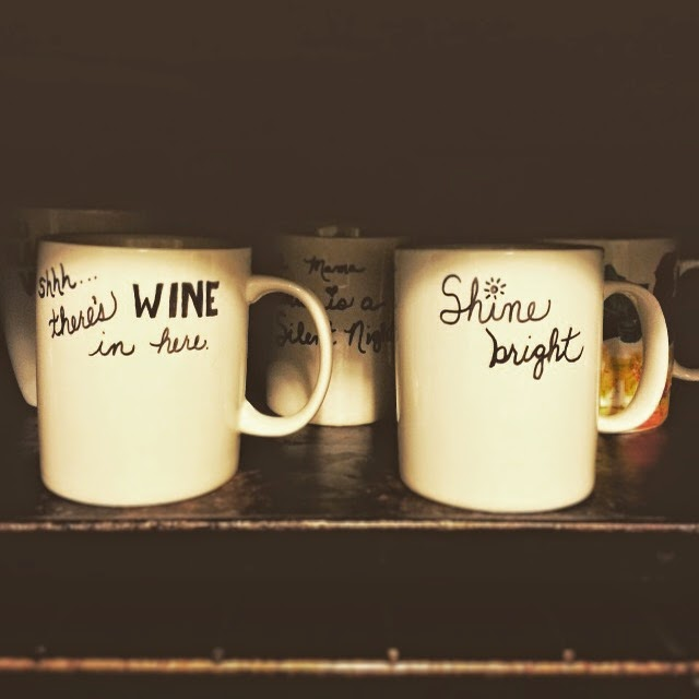Sharpie Mugs Sayings