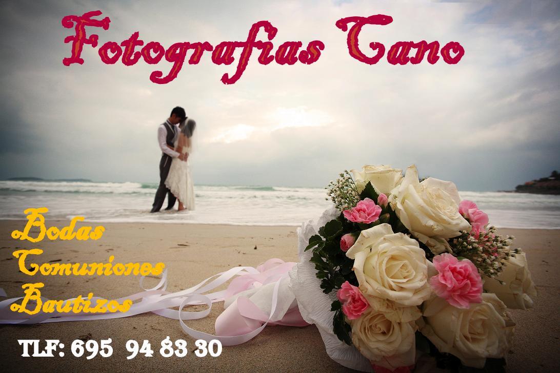 FOTOGRAFÍAS CANO