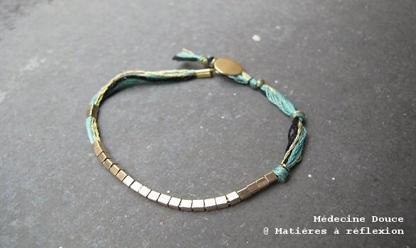Medecine Douce Bracelet Eclat