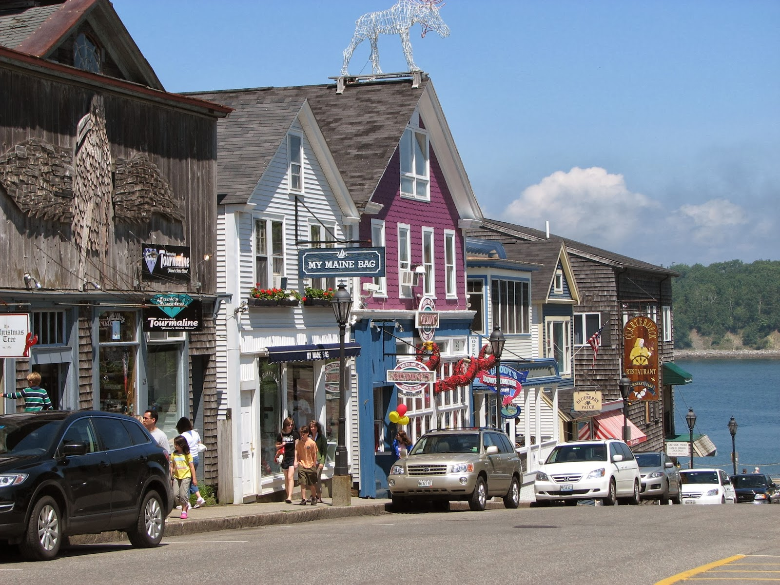 free online personals in west boothbay harbor Boothbay harbor is a town in lincoln county, maine, united states the  population was 2,165 at the 2010 census during summer months, the entire  boothbay.