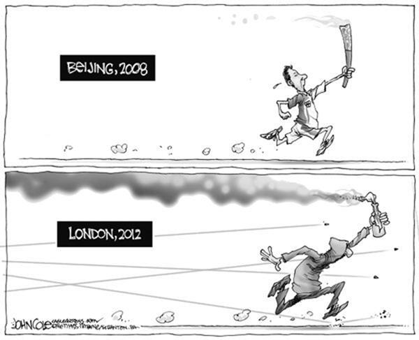 The News Cartoon-1 17-8-2011