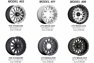 Method UTV Wheels