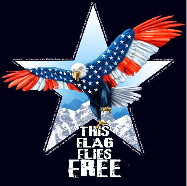 This Flag Flies Free