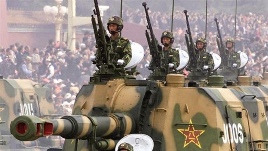 Mayoría de chinos cree que su Ejército puede aplastar a EEUU y Japón