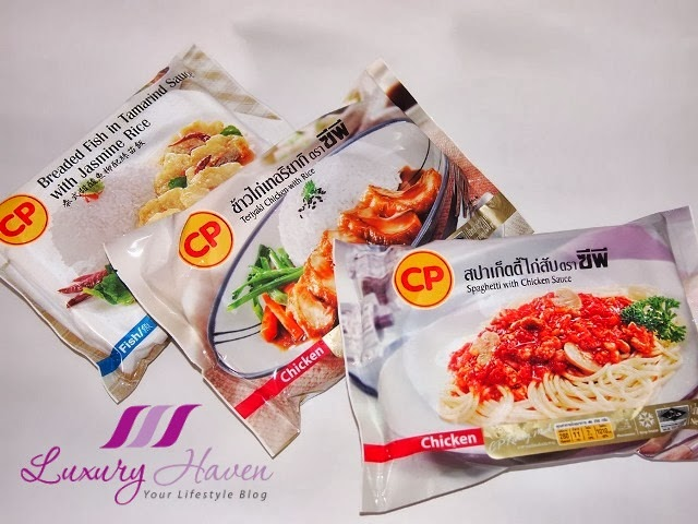 cp ready meals rice pasta review
